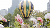 L'OCCITANE BALLOON JOURNEY